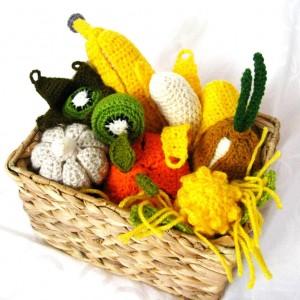Augļi, dārzeņi un pārtikas produkti